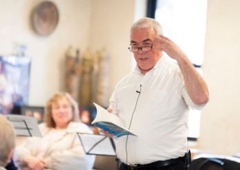 Poetry Reading with Theo Dorgan